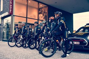 Continental Cycling Team - We Ride Flanders