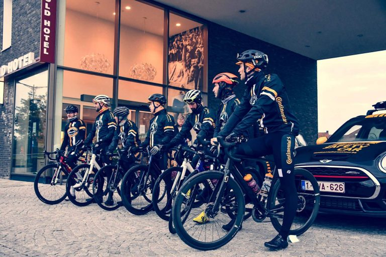 Continental Cycling Team – We Ride Flanders