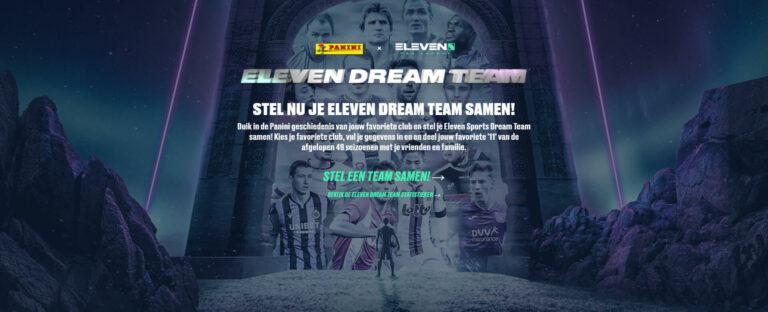 Eleven Dream Team – create the ultimate team